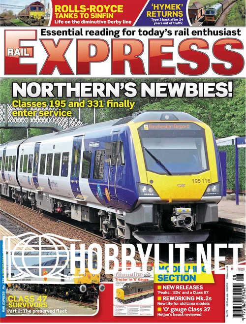Rail Express - August 2019