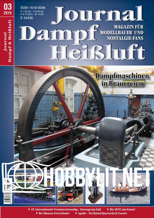 Journal Dampf & Heißluft 2019-03