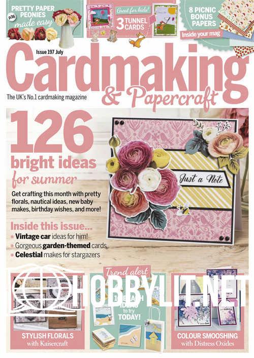 Cardmaking & Papercraft - July 2019