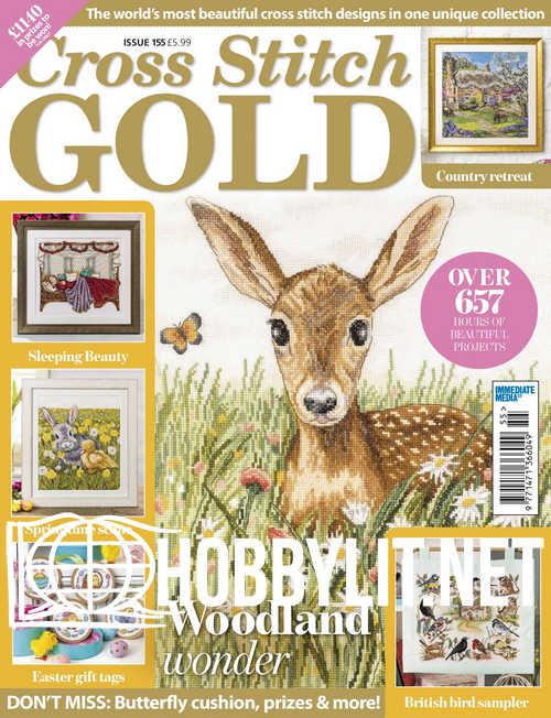 Cross Stitch Gold Issue 155