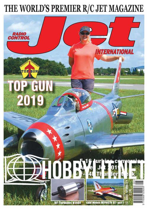 Radio Control Jet International - August/September 2019