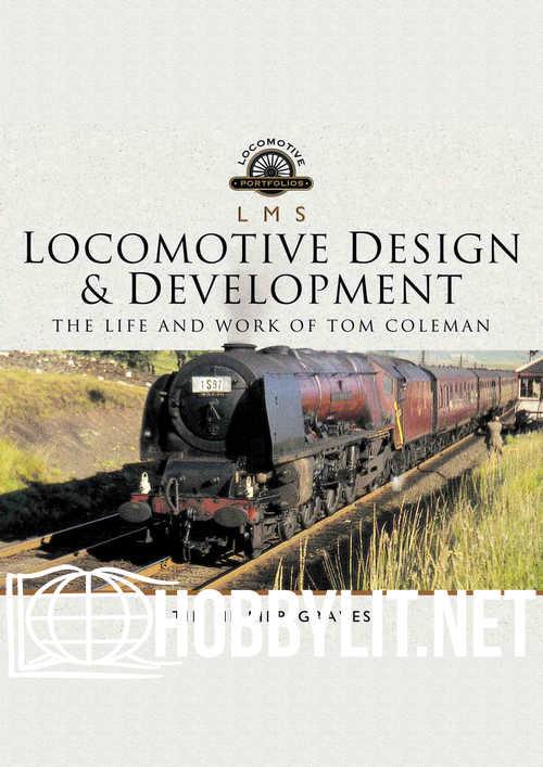 Locomotive Portfolios - LMS Locomotive Design & Development