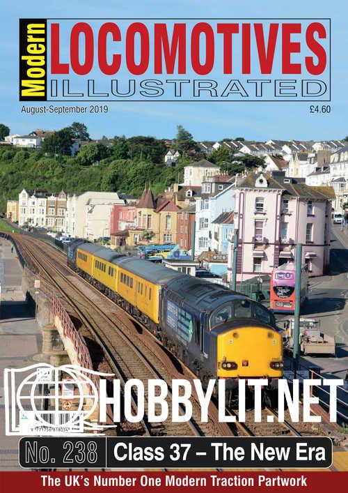 Modern Locomotives Illustrated - August/September 2019