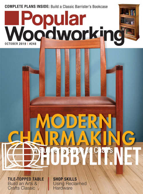 Popular Woodworking - October 2019