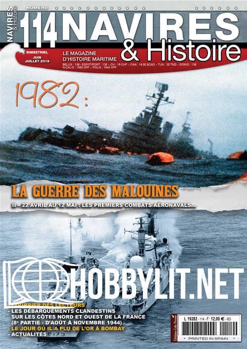 Navires & Historie - Juin Juillet 2019