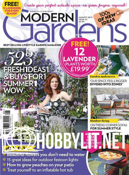 Modern Gardens - August 2019