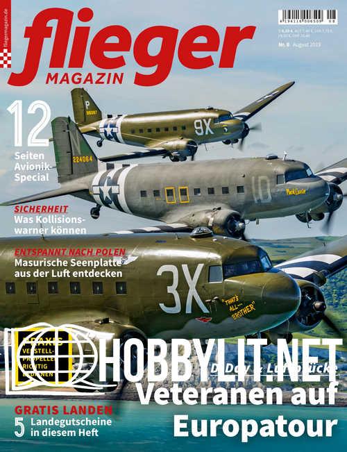 Fliegermagazin 2019-08