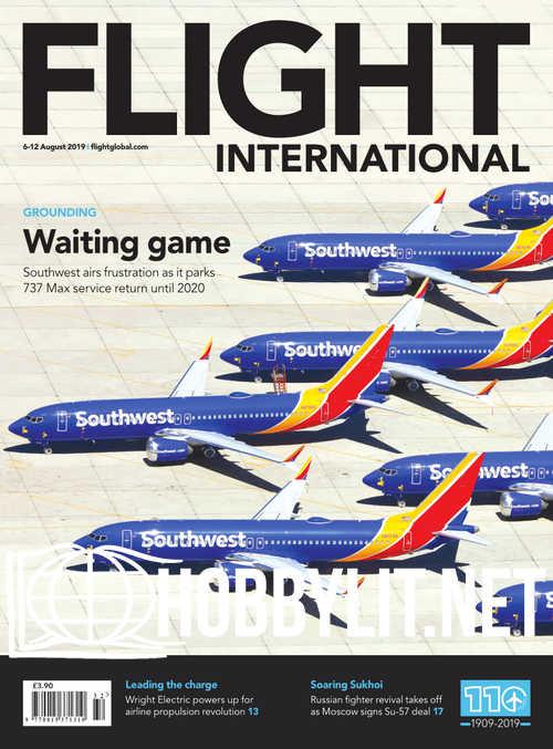 Flight International - 6 August 2019