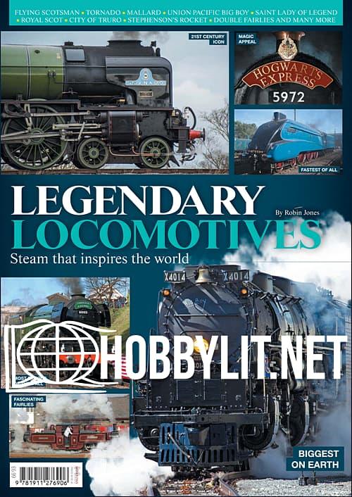 Legendary Locomotives