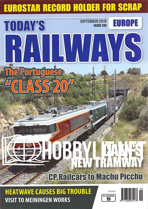 Today's Railways Europe - September 2019