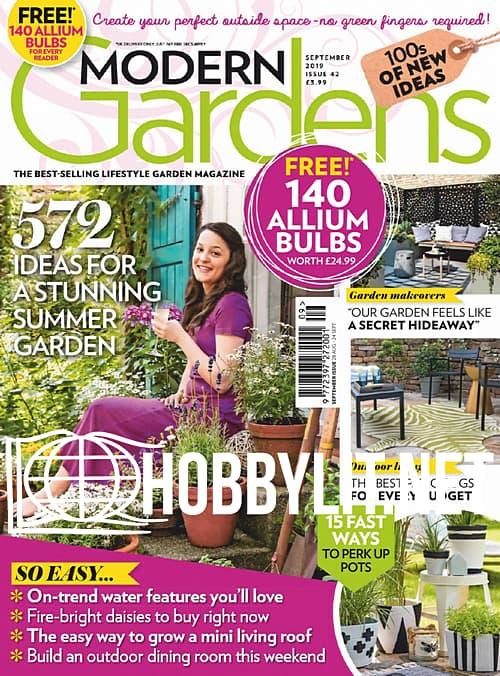 Modern Gardens - September 2019
