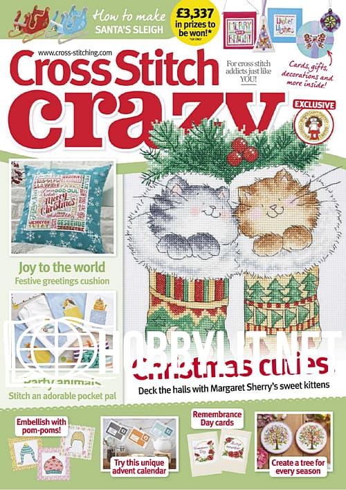 Cross Stitch Crazy - November 2019
