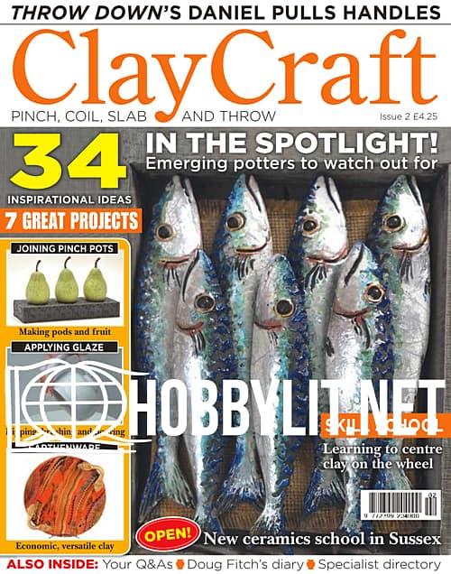 Claycraft Issue 2