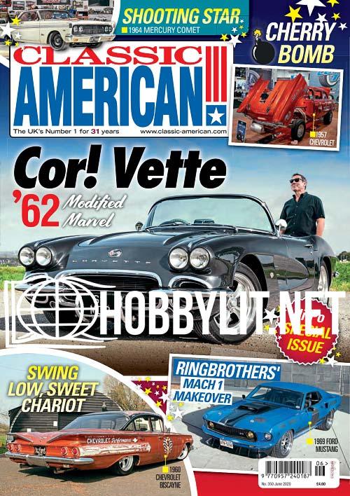 Classic American - June 2020