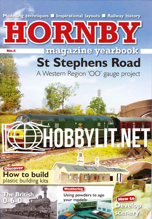 Hornby Magazine Yearbook No.4