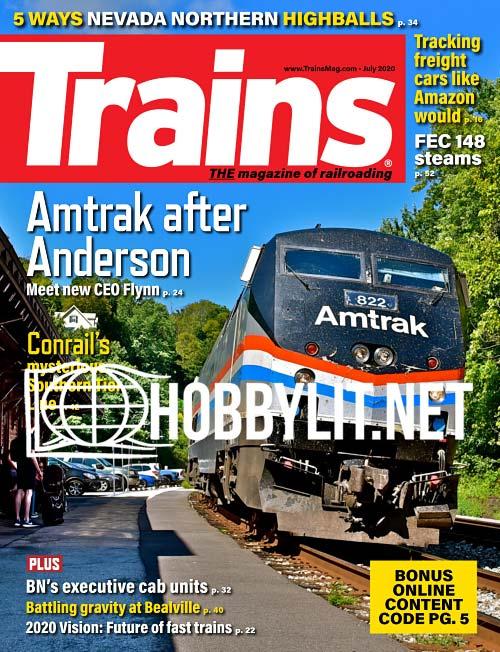 Trains - July 2020