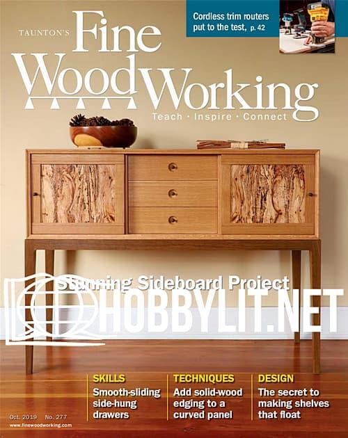 Fine WoodWorking  - October 2019