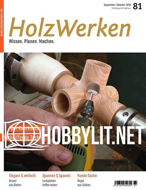 HolzWerken - September-Oktober 2019