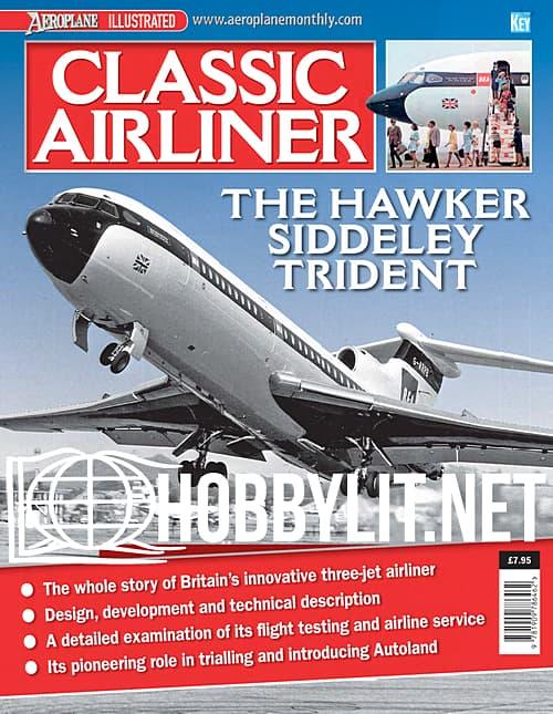 Classic Airliner - Trident