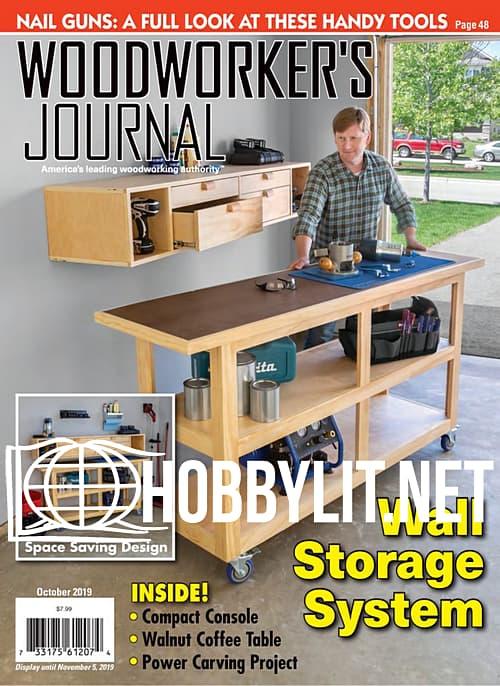 Woodworker's Journal - October 2019