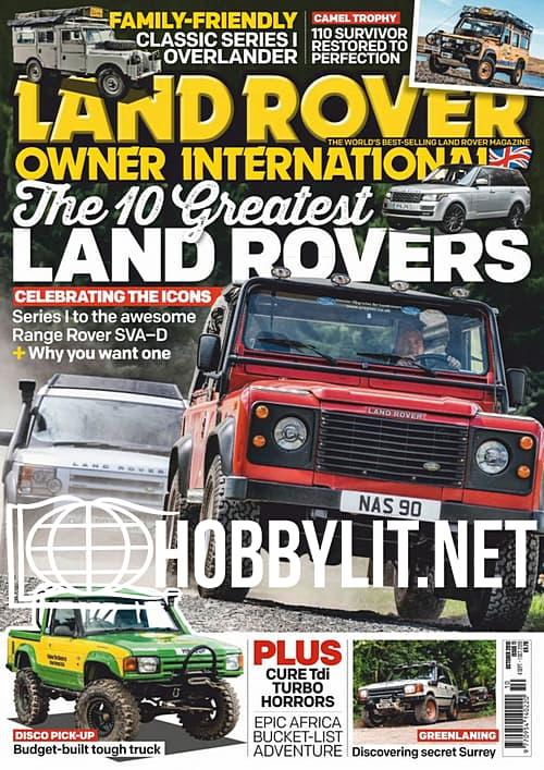 Land Rover Owner - October 2019