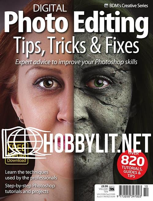 Digital Photo Editing Tips, Tricks and Fixes