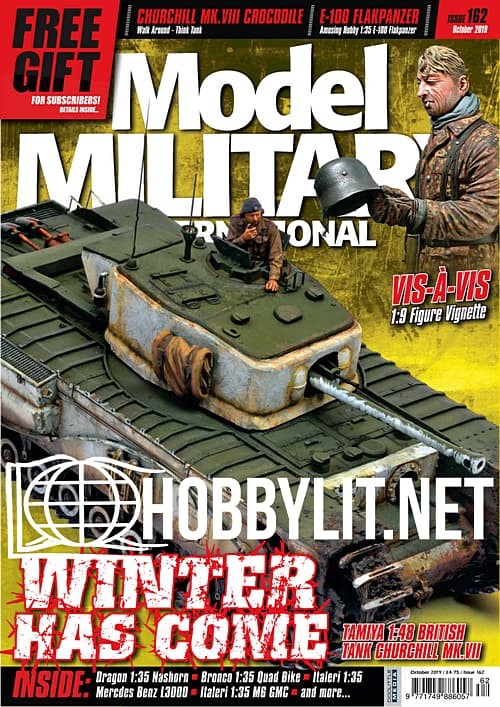 Model Military International 162 - October 2019
