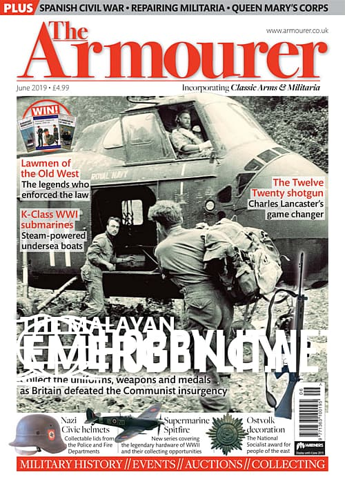 The Armourer June 2019
