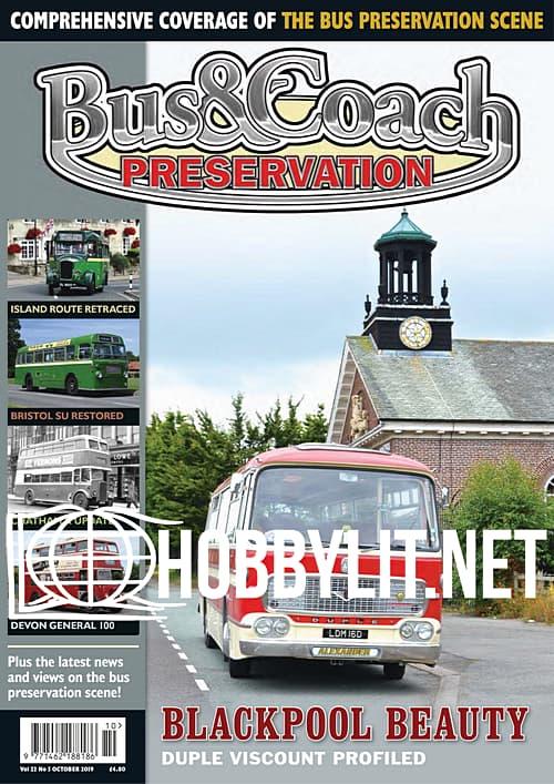 Bus & Coach Preservation October 2019