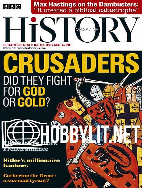 History Magazine - October 2019