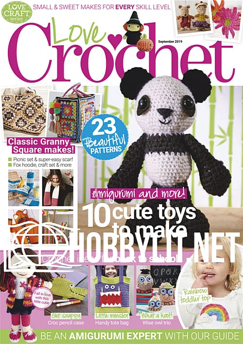 Love Crochet – September 2019