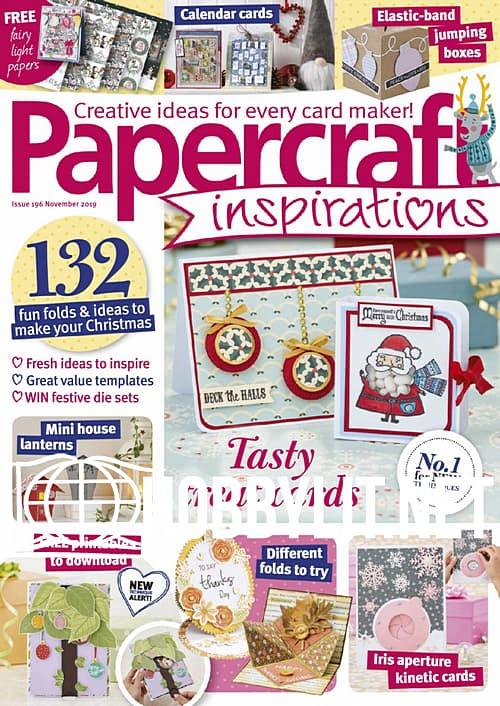 PaperCraft Inspirations - November 2019