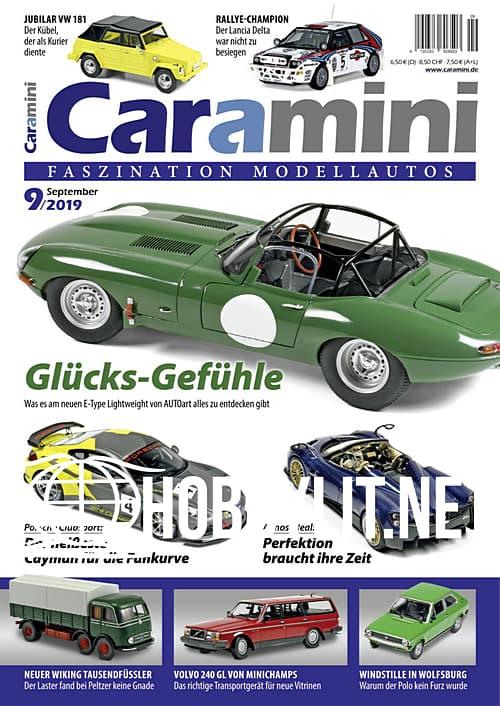 Caramini - September 2019