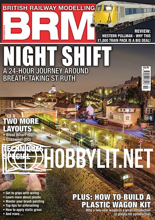 British Railway Modelling - October 2019