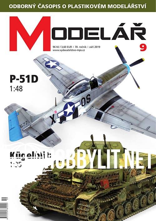 Modelář 2019-09