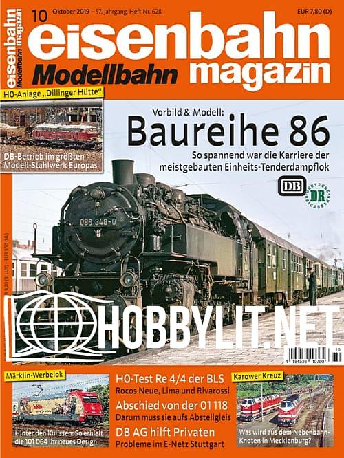 Eisenbahn Magazin - October 2019