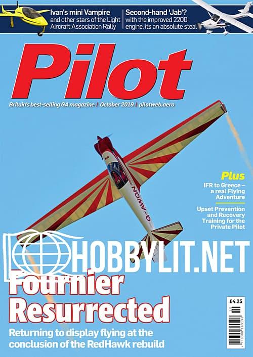 Pilot – October 2019