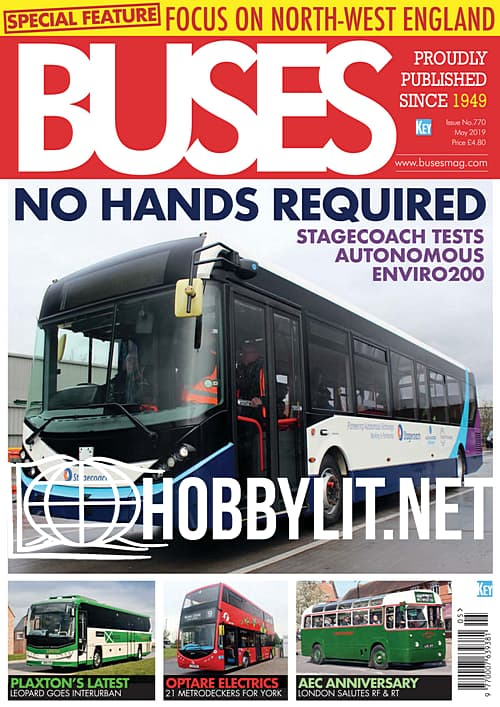 Buses - May 2019