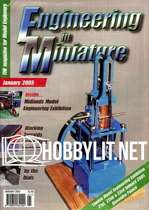 Engineering In Miniature - January 2005