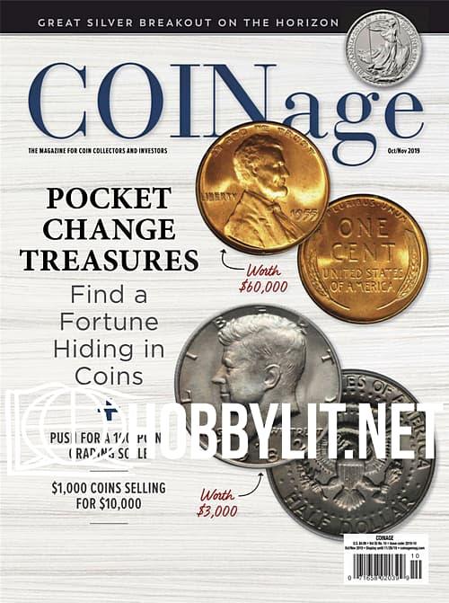 COINage – October/November 2019