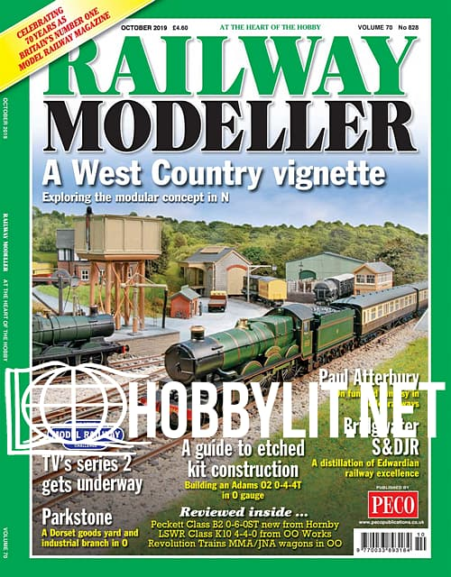 Railway Modeller - October 2019