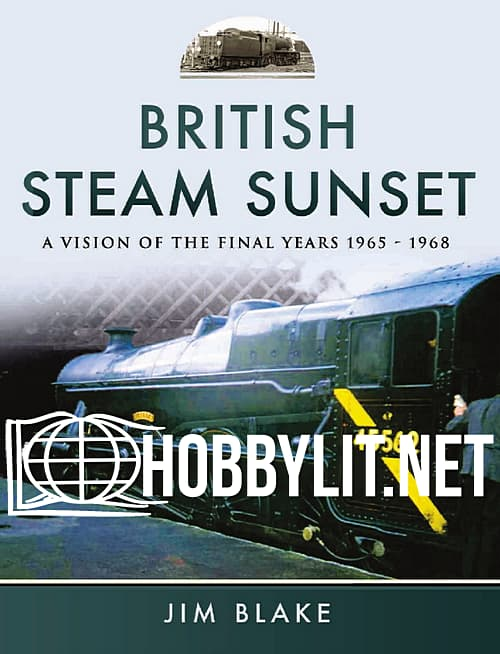 British Steam Sunset