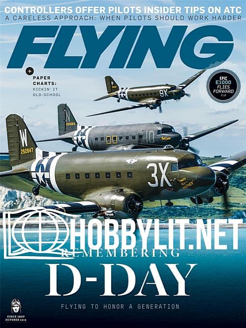 Flying - October 2019