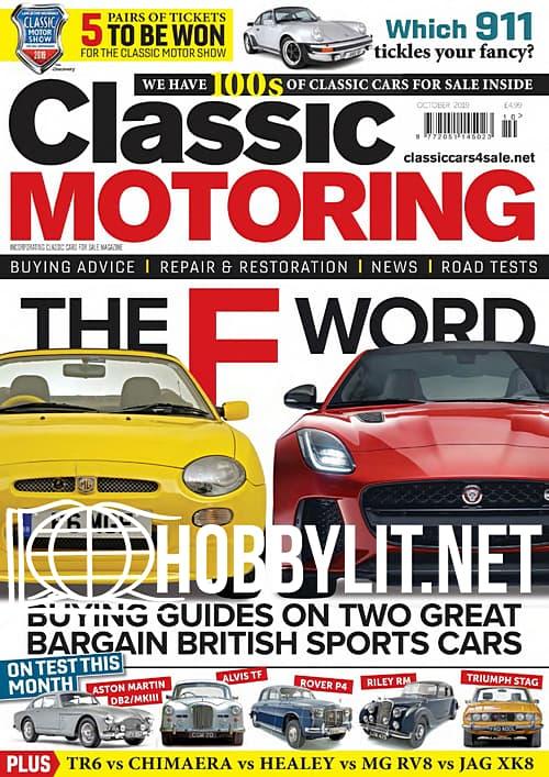 Classic Motoring - October 2019