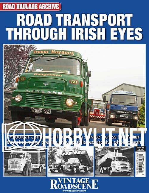 Road Haulage Archive Issue 15 Road Transport Through Irish Eyes