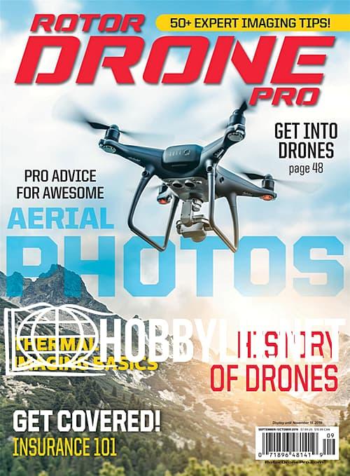 Rotor Drone – September/October 2019