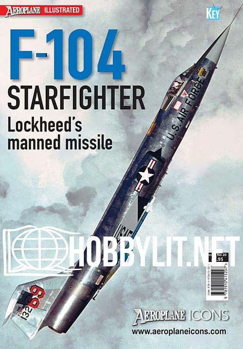 Aeroplane Icons : F-104 Starfighter