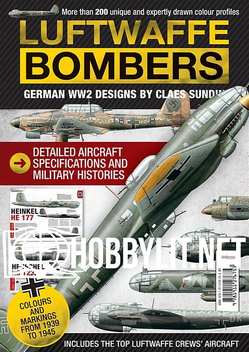 Luftwaffe Bombers - German WWII designs