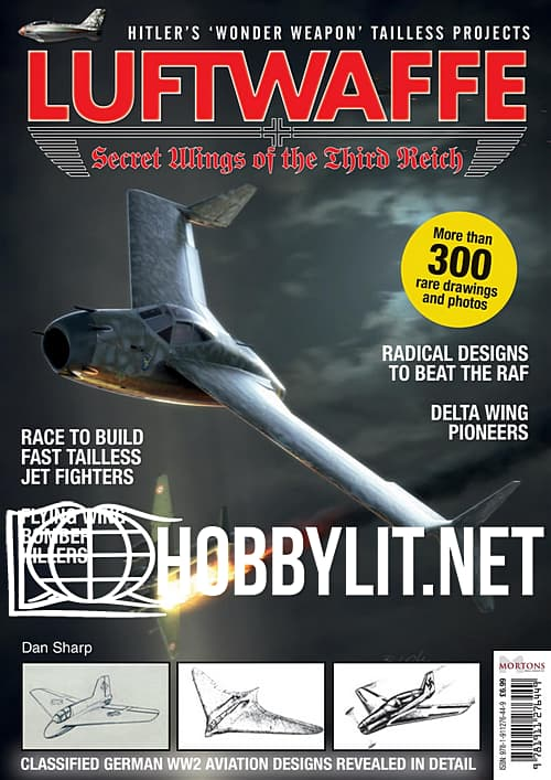 Luftwaffe: Secret Wings of the Third Reich