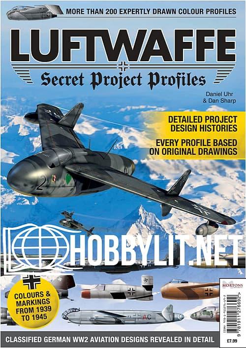 Luftwaffe: Secret Project Profiles